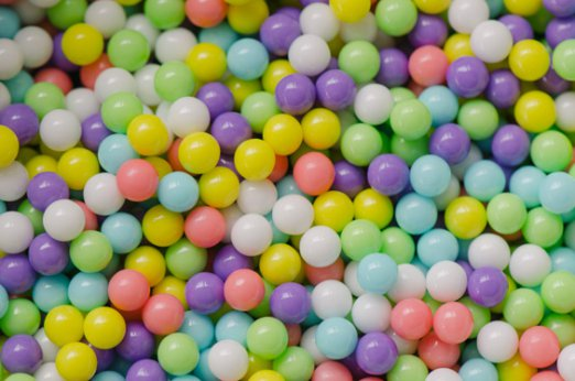 #21811 - Mini Jawbreakers Pastel